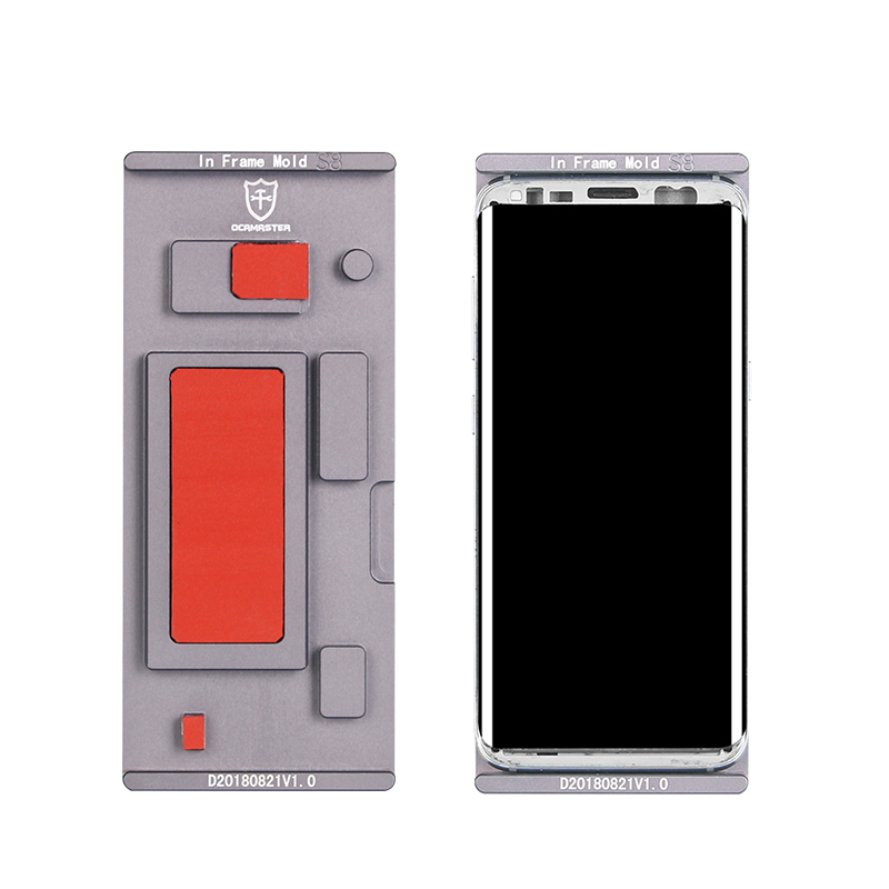 In Frame Mold For Samsung Galaxy&Note EDGE Series OELD Screen Lamination