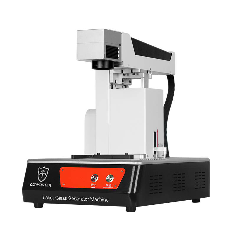OM-AS10T Automatic Focusing Laser Separator Machine For Separating iPhone Front and Back Cover
