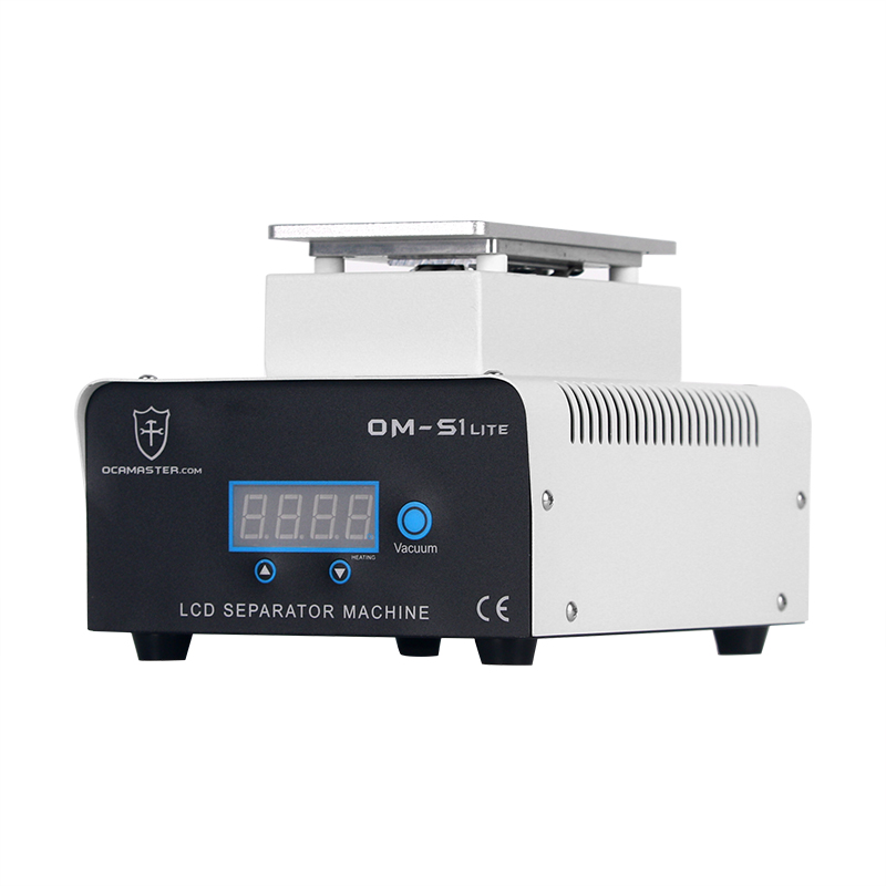2019 ULC OM-S1Lite LCD Glass Separator Machine For Glass Separating And Glue Removing