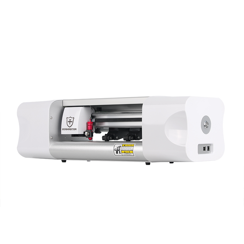 OM-C5 Wifi Connection Protector Film Cutter Machine